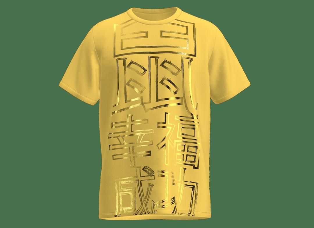Virtual prototype t-shirt as future design process solution