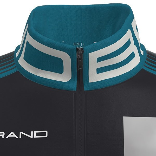 Digital prototyping solution - detailed pre-production prototype of a track jacket